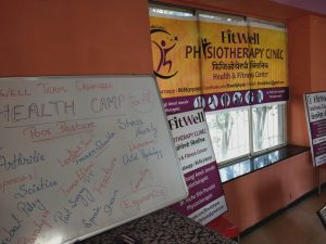 fitwell physiotherapy clinic pune | physiotherapy clinic in keshav nagar & kharadi pune